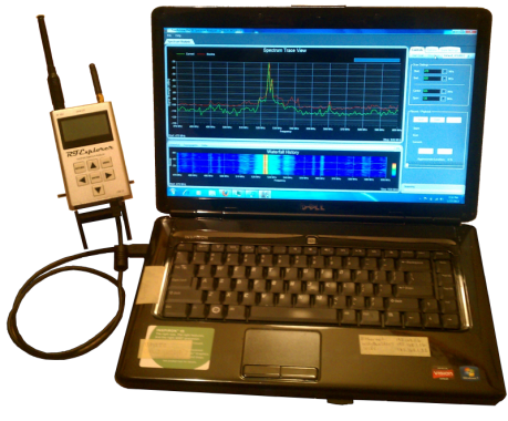 RF Explorer And Software
