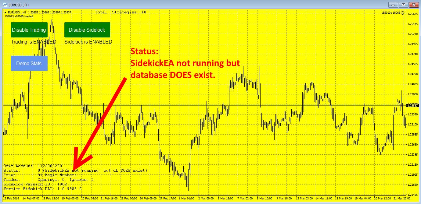 MT4 Sidekick -- Forex Trade Partner