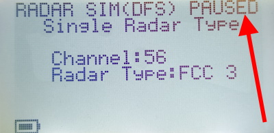 WifiMETRIX DFS Tester & Wi-Fi Channel Analyzer